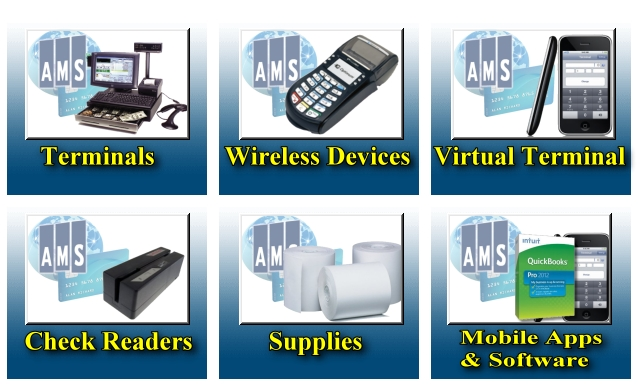 AMS products